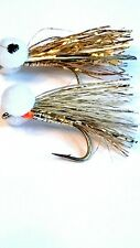 6 Mixed Rutland Sparkler Boobys - Trout Flies by Iain Barr Fly Fishing