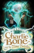 Charlie Bone and the Time Twister, Nimmo, Jenny, New Book