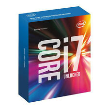 Intel Core i7 7700K Kabylake Quad Core  Retail - BX80677I7770