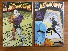 Metamorpho #1 & #2 (DC Comic 1993) VF/NM