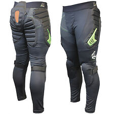 30DY - L  DEMON - X D30 Long Padded Snowboard Pants / Hips, Bum & Knee Pads
