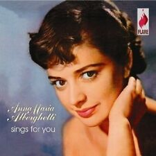 ANNA MARIA ALBERGHETTI - SINGS FOR YOU  CD NEU