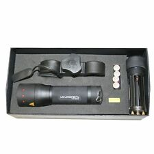 LED Lenser P7.2 Torch & mounting kit with FREE COLOUR FILTERS rifles & air ri...