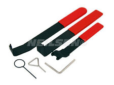 VW AUDI TIMING BELT TENSIONER ADJUSTER TOOL SET PETROL & DIESEL ENGINES  CT3568