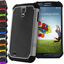Hybrid Rugged Shockproof Rugged Rubber Hard Cover Case Skin For Samsung GALAXY
