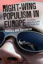 NEW - Right-Wing Populism in Europe: Politics and Discourse