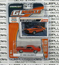 GREENLIGHT 1:64 GL Muscle Series 13 Hemi Orange 1971 DODGE CHALLENGER R/T