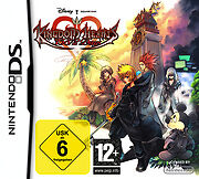 Nintendo DS 3ds Kingdom Hearts 358/2 Days utilizada