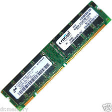 512MB (1x512MB) DDR 133 Mhz PC133 168pin Desktop Memory RAM Non ECC Unbuffered