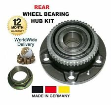 FOR PEUGEOT 806 1.8 1.9 2.0 2.1 TD HDI 1994-2002 NEW REAR WHEEL BEARING HUB KIT