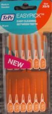2 TePe EASYPICK Interdental brush XS/S orange 36St - small Brushes easypicks