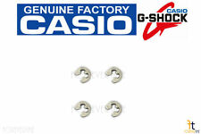 CASIO G-Shock Pathfinder Push Button E-Ring E-Clip (QTY 4) Fits All Casio Models