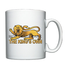 The King's Own Royal Regiment (Lancaster), Personalised Mug / Cup * KORR