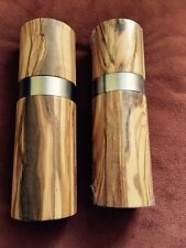NEW Berard Olivewood PEPPER  Mill  SEALED