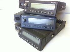 PHILIPS fm 1100 vhf 30W émetteur-récepteur ex services d'urgence (x1) fcd3a