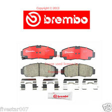 brembo Ceramic Front Disc Pad Set for Cars Without Brembo Brake System for Acura
