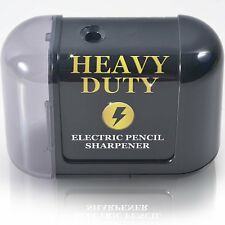 Artist Choice Battery Powered Heavy Duty Helical Blade Pencil Sharpener NEW
