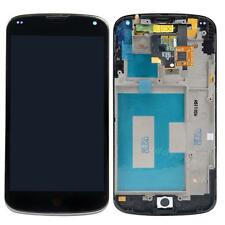 LCD Display+Touch Digitizer+Frame Assembly Screen For LG Google Nexus4 E960 BDRG