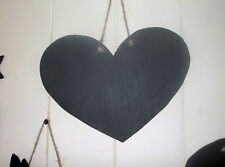 HEART SHAPE chalk board blackboard birthday christmas speech love valentine a