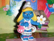 Smurfs PVC Figurine Smurfette Cake Topper Decoration Excellent Condition 2""