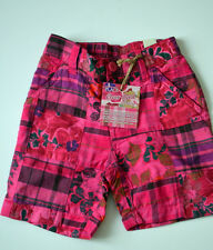 NWT The Children's Place (TCP) Patchwork Plaid Bermuda Short 18M