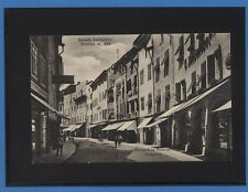 BRUNICO (BZ) STADTGASSE VAL PUSTERIA CAR.0195