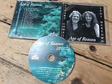 Stuart Cowell/Judi Mckeown-Age Of Reason-1996 Kinvara Music Galway Cd