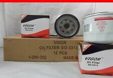LOT OF 6 ENGINE OIL FILTER SO5313 PH8873 57099 Fits: Buick Chevrolet GMC
