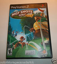 Hot Shots Golf: Fore! - Sony PlayStation 2