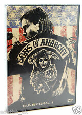 Sons of Anarchy - Season 1 DVD Region 2 NEW SEALED Charlie Hunnam Ron Perlman