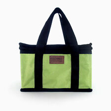 Portable Insulated Thermal Oxford Lunch Bag Carry Tote Storage Travel Picnic Bag