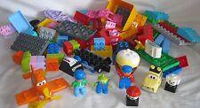 Bulk Lot DUPLO Lego Parts & Pieces Figures Toys WHOLESALE Figure Toy Set