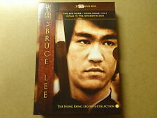3-DISC DVD BOX / THE BIG BOSS, HONG KONG 1941, NINJA IN THE DRAGON'S (Bruce Lee)