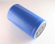 1x 100000uF 15V Large Can Electrolytic Aluminum Capacitor DC Surge 18V 100,000uF