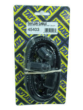 Single Lead Spark Plug Wire Taylor Cable 45403