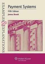 Examples & Explanations: Payment Systems, Fifth Edition, James Brook, Good Book