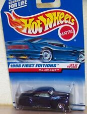1998 Hot Wheels First Editions 1940's Ford Tail Dragger