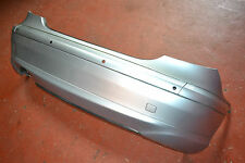 MERCEDES C CLASS W203 C200 COUPE REAR BUMPER IN IRIDIUM SILVER METALLIC