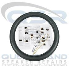 "15"" Foam Surround Repair Kit to suit JL Audio Speakers 15W0 15W3 W1 (FS JL15W6)"