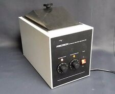 Precision 180 Series Water Bath 1.5G/5.5L Model 182 Cat 66643 Temp Control Dials