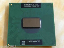 Intel Pentium M 755 2 GHz PM755 Single-Core  Processor CPU tested