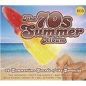 Various - The 70s Summer Album (2016)  3CD  NEW/SEALED  SPEEDYPOST