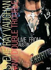 Stevie Ray Vaughan & Double Trouble -  Live From Austin, Texas Chris Layton, To