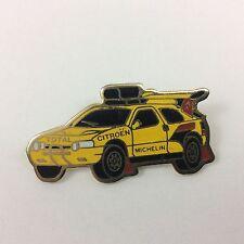 4 X 4 RALLY Paris Dakar - Citroen TEAM - Total - Pin Badge - Rally Raid
