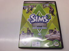 PC  Die Sims 3: Luxus Accessoires (Add - On) -