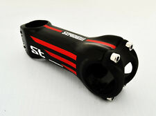 STRADALLI CYCLING CARBON FIBER ROAD BICYCLE HANDLEBAR STEM ALLOY CAP 90MM