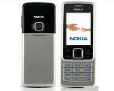 Genuine Nokia 6300 Unlocked GSM Cell Mobile Phone English Arabic Russian Keypad