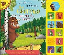 The Gruffalo 'Sound Book Donaldson, Julia