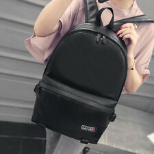 Women Faux Leather Shoulder School Bag Backpack Travel Satchel Sport Handbag