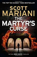 The Martyr's Curse (Ben Hope, Book 11), Mariani, Scott, New
